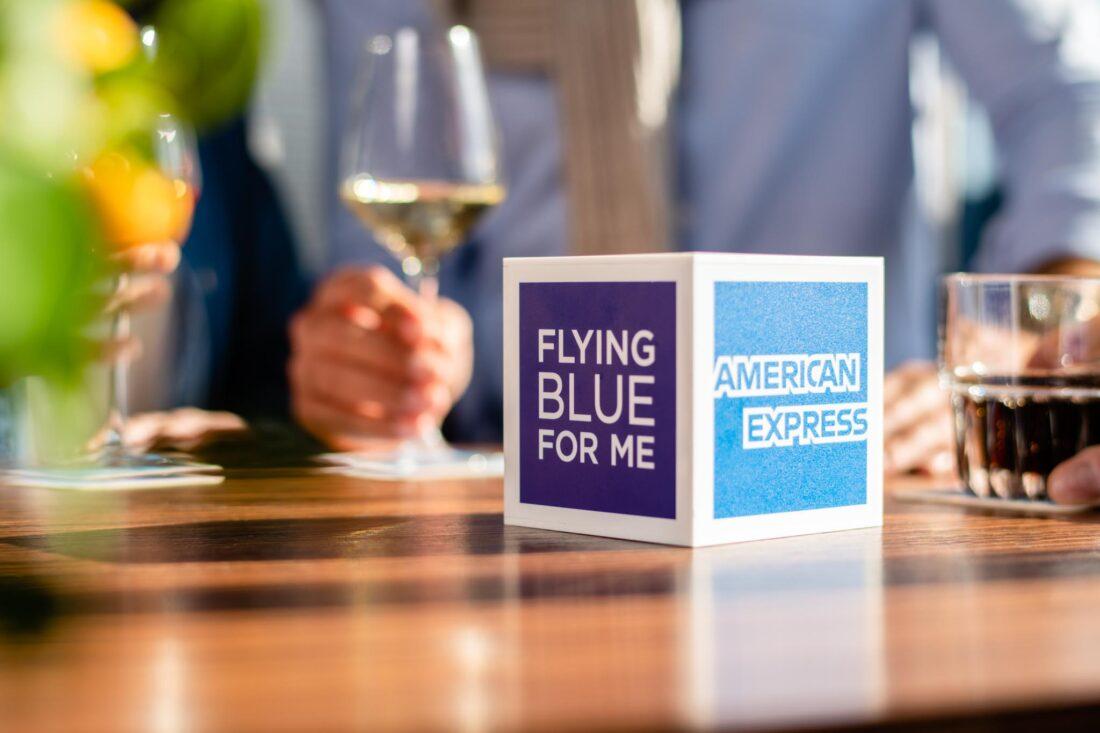 Fotografie American Express KLM Open door Afdeling Beeld