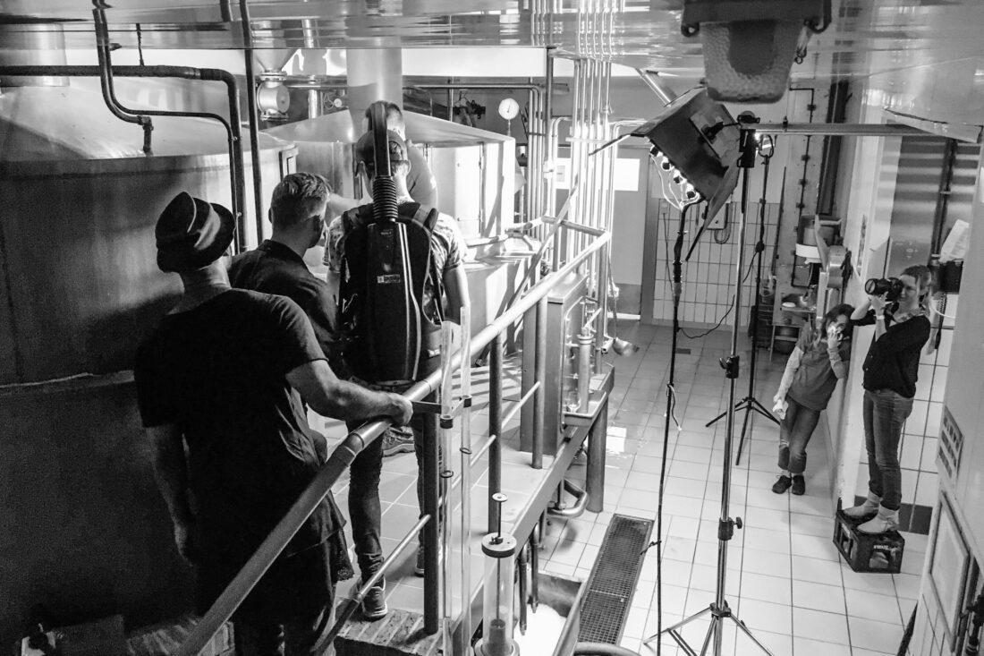Achter de schermen bij Texels bier commercial