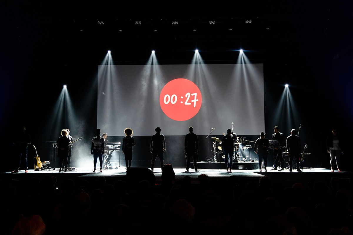 The Justice Conference - Afdeling Beeld
